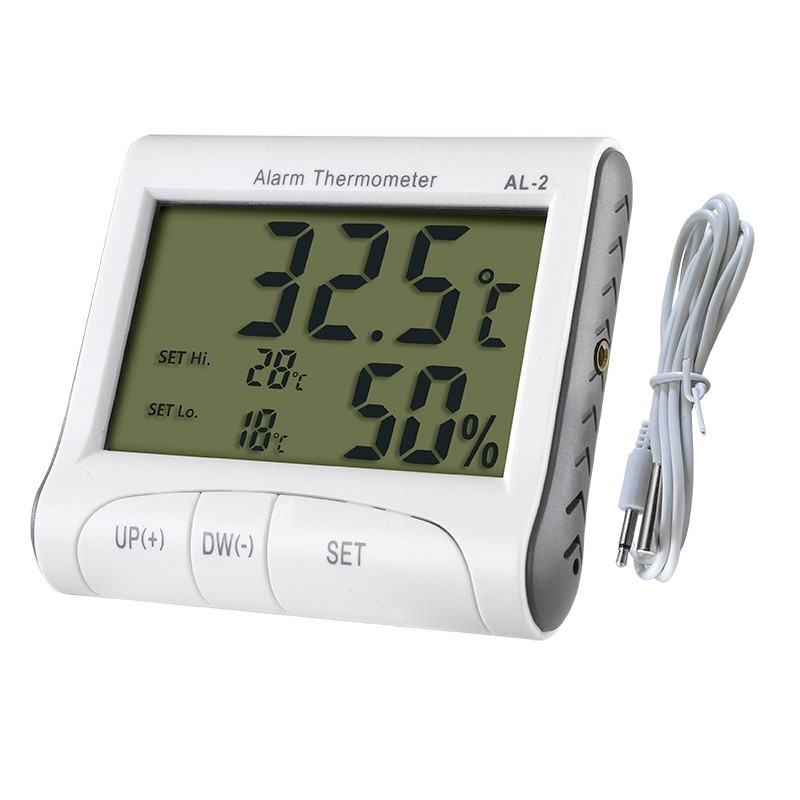 Promotion gift price cheap weather station lcd weather station home weather station