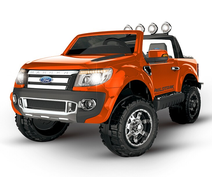 2016 Ford Ranger Licensed Toy Car For Big Kids Battery Car