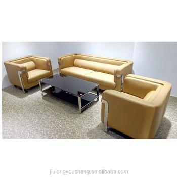 Modern 7 Seater Pu Leather Office Sofa Set Design Sf116 Latest Design Hall  Sofa Set Office Furniture - Buy Office Sofa,Office Sofa Set,Office Sofa Set  ...