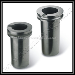 silicon carbide crucible/graphite crucible for sale