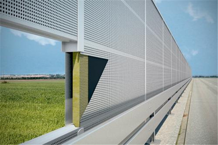 Sound Barriers Type Highway Noise Barrier Buy Sound