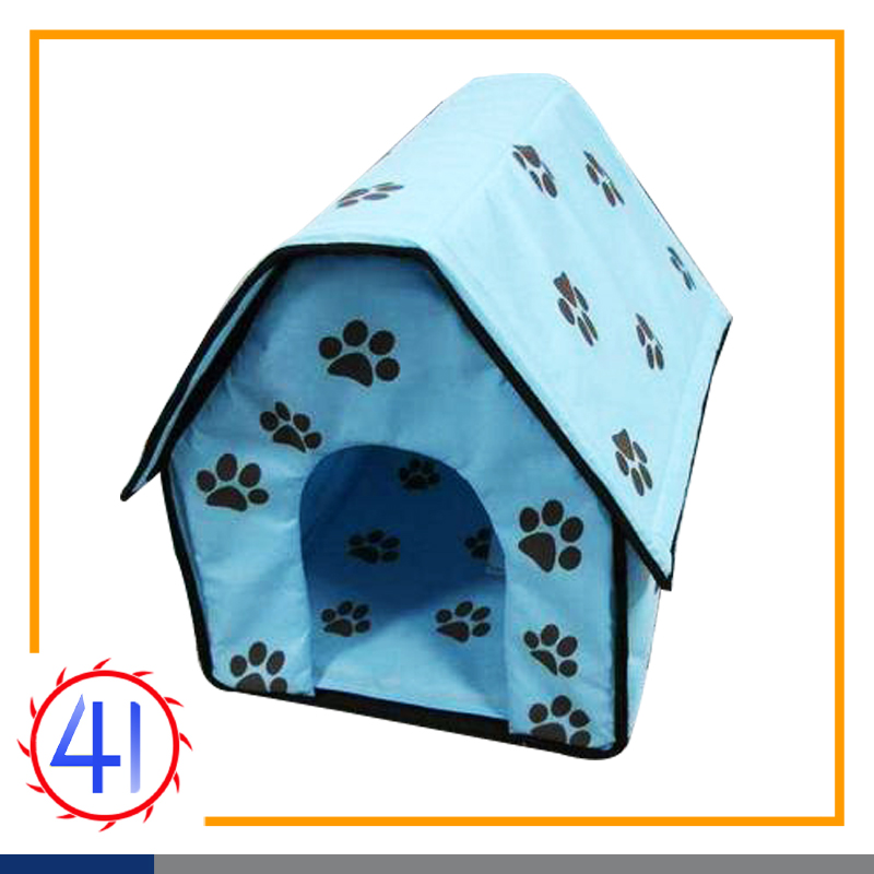 wholesale pet product portable warm and comfortable outdoor cat house for sale