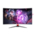 Professional 2k LED monitor 32 inch 144hz 2560*1440 curved gaming led monitor with DP/HD port