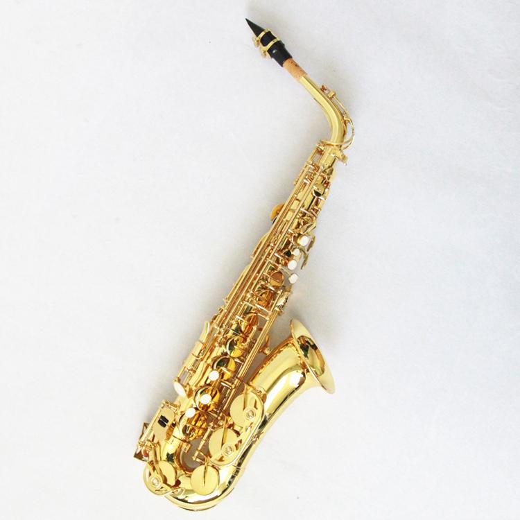 จีนยี่ห้อ Professional Handmade เครื่องดนตรีดนตรีสแตนเลสลูกสูบ Trompeta Bb Tone ทองเหลืองชุบเงินทรัมเป็ต