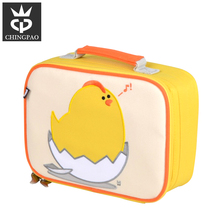 Hot sell soft portable cake food delivery nylon cooler bag lunch bag for food