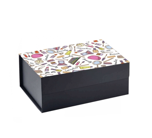 Low price unique design cardboard magnetic gift box