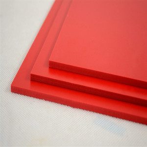 Light Weight Plastic Core Sheet Expanded PVC Panel Plastic Sheets for Outdoor