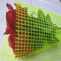 Flower Wrapping Mesh Roll and Sheets Decoration