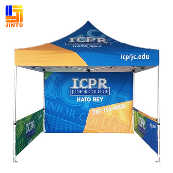 Customized tent with printed banner Aluminum Folding Pop Up Tent  sc 1 st  Alibaba & Customized Tent With Printed Banner Aluminum Folding Pop Up Tent ...