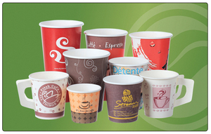 8.25 oz Sinlge Wall Disposable Paper Cup