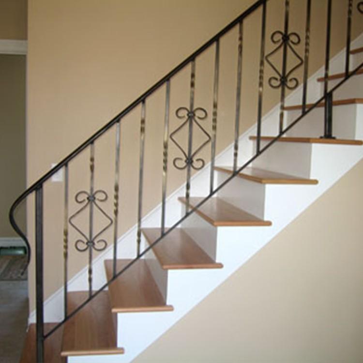 Stair Used House Galvanized Pipe Handrail - Buy Galvanized ...