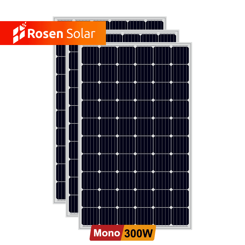 grade A high quality <strong>poly</strong> and mono 300W solar panel