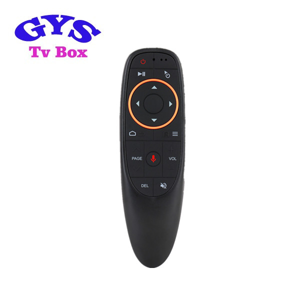 G10 afstandsbediening voice wireless 2.4g fly air mouse