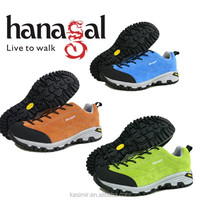 Hottest selling sport trekking/hiking/running shoe low Brand cheap max quality trekking walking sport shoes men design 2015