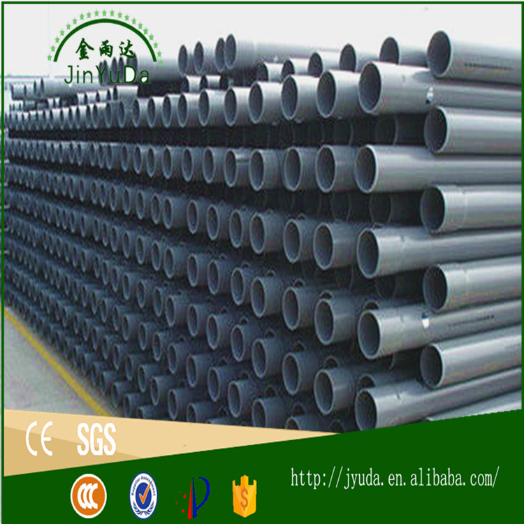 High Quality Agricultural And Hydroponic Pvc pipe price, pvc plastic pipe