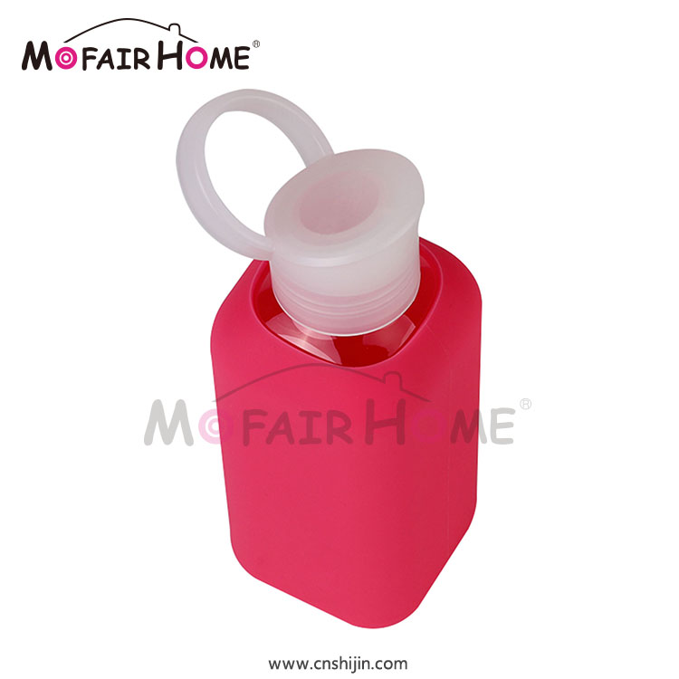 Newest Hot Selling Luxury Quality Space Saving Drinks Glass Water Bottle