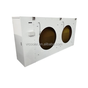 radiator for generator set with rohs certification fin-tube water chiller evaporator