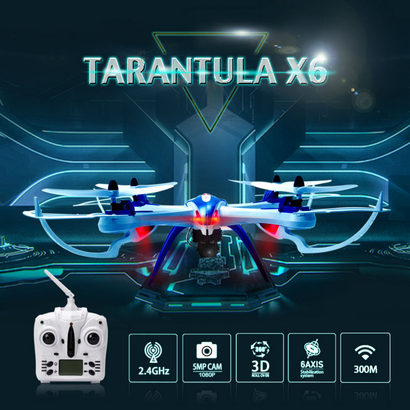 JJRC YIZHAN Tarantula X6 Drone 4CH RC Quadcopter Drone Helicopter Quadcopter