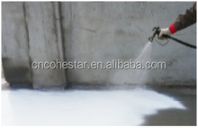 White Liquid Coating Roofing Waterproofing Materials for Concrete Roof