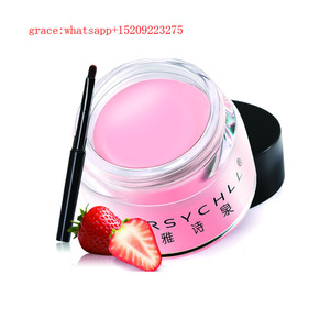 OEM Custom Mouth Mask for Lip Care Private Label Beauty Cosmetics Products Pink Lip Mask