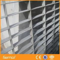 Steel Grating/Outdoor Steel Grating Stair Tread/Outdoor Steel Grating Stair Tread