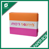 CHEAP PRICE PAPER BOX / PAPER DONUT PACKAGING BOX WHOLESALE