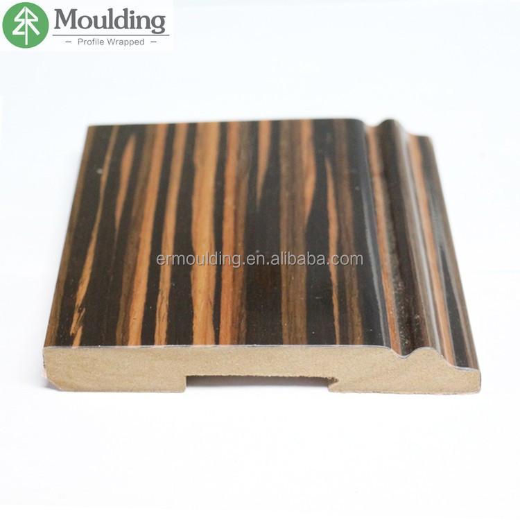 Faux Wood Crown Molding