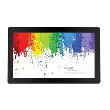 Black model 12 inch capacitive touch 태블릿 와 USB SD WiFi