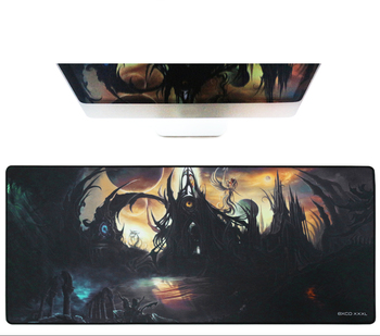 gaming mouse pad exco new high quality printed large size big custom