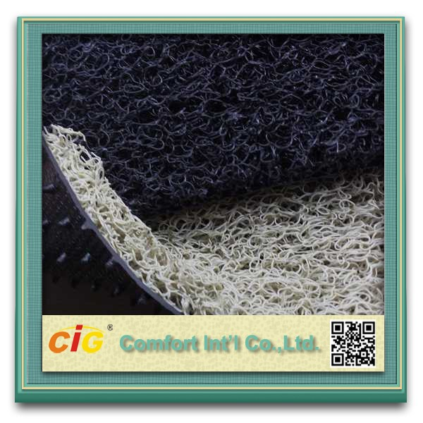High Weight PVC Wire Ring Car Carpet/PVC Car Capet/PVC Carpet For Cat