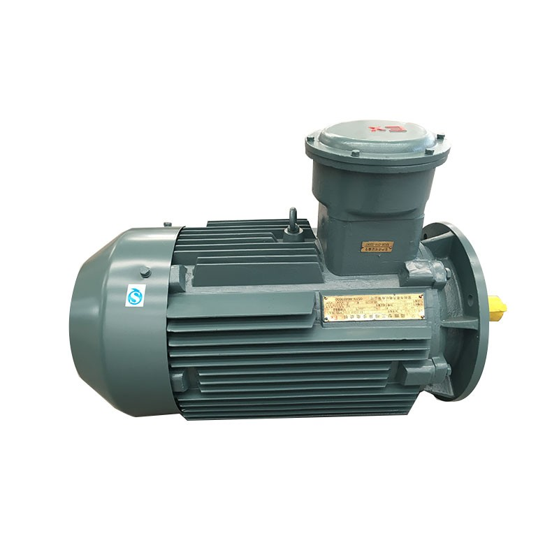 YB3-802-4 high voltage three phase 110kw electric low price stepper mounted type explosion proof motor