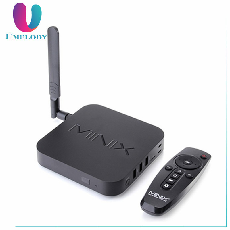 ORIGINELE MINIX NEO U1 + A2 lite Android TV Box Amlogic S905 2 gb 16 gb 802.11ac 2.4/5 GHz WiFi H.265 HEVC 4 K TV MINIX U1