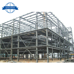 OEM designs custom construction design steel structure warehouse ,high quality frame multi-storey steel workshop