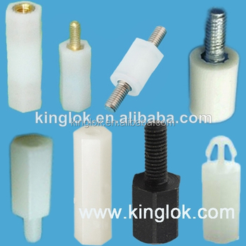 Hex Threaded Spacers Nylon Pcb Spacer Support Metric