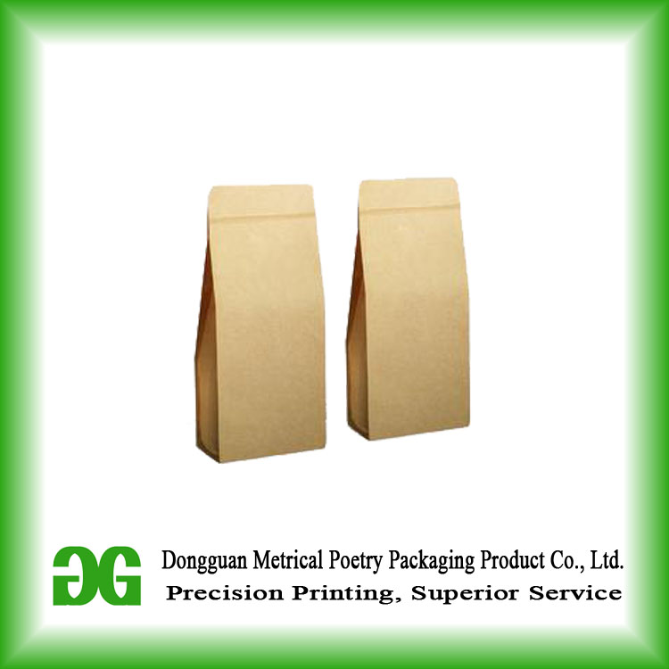 Brown Kraft Paper Bags Recyclable Gift Jewelry Food Bread Candy Packaging Shopping Party Bags For