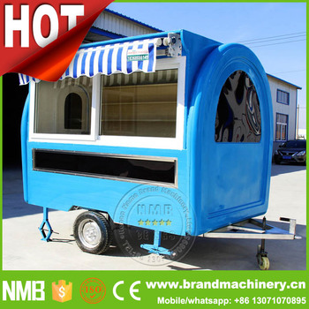Ice Cream Cart For Sale >> Street Mobile Food Kiosk Catering Trailer Mini Mobile Food Carts For