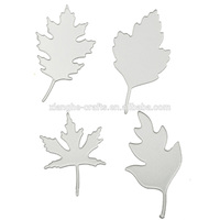 DIY Leaves for Scrapbooking Newest Cutting Dies