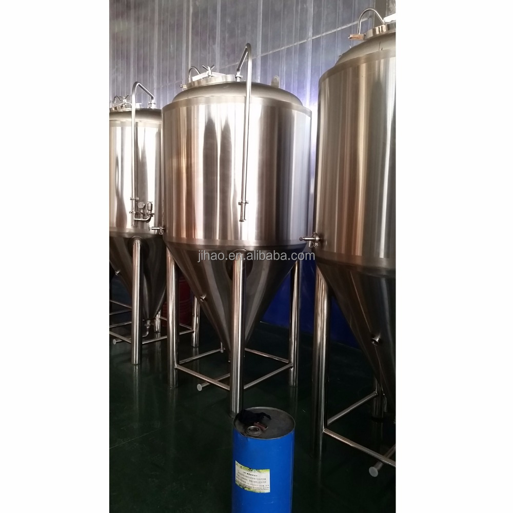 1000L stainless steel beer fermentation container