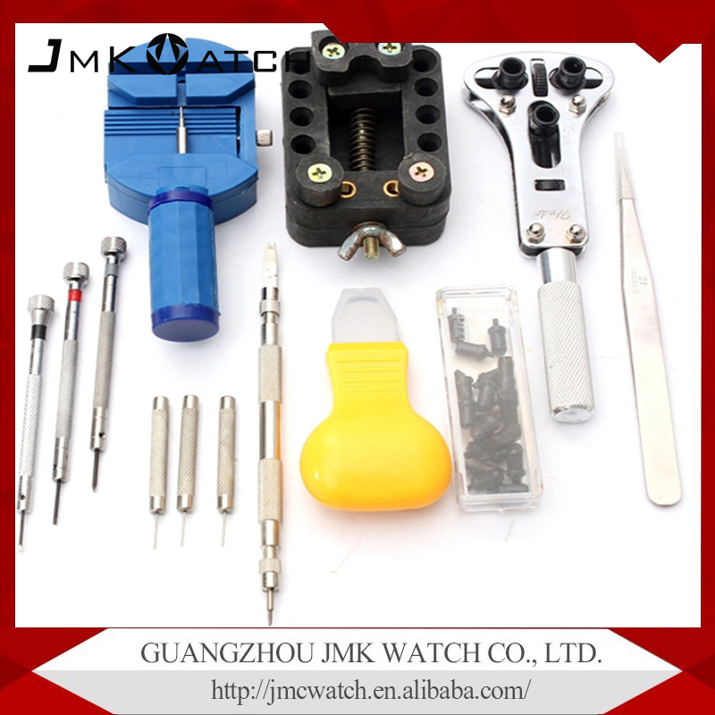 Best selling Professional watch tools per box for 13 piece watch repair kit