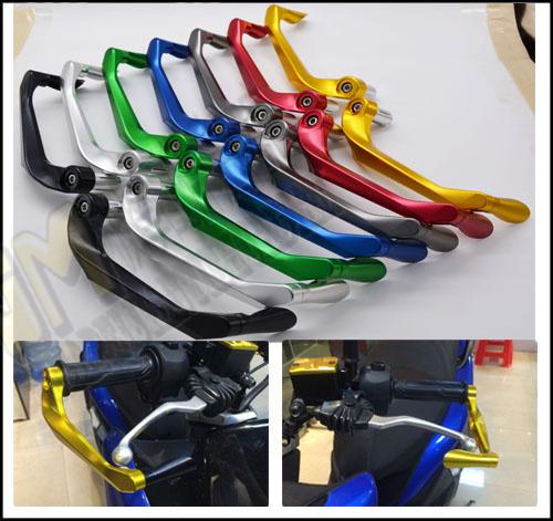 Jm-lg-023 2015New стиль чпу 3D страты тормозные рычаги клатч защищать для HONDA CB919 / CB1000R / CB 1300 F3 CB1300 ABS
