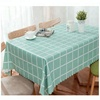 PVC Table Cloth Roll OEM Custom Round Banquet Printed Cotton/Linen Fabric PVC Table Cloth