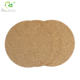 Heavy duty furniture slider adhesive cork pad for floor protection