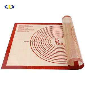 Non Stick Extra Large Rolling Non-Slip Silicone Pastry Mat with Measures