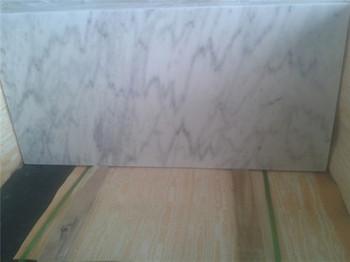 China Carrara White Marble Ziarat White Marble Pakistan