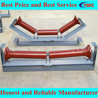 conveyor steel friction upper roller