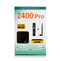Tigre Z400Pro barato IPTV Set Top Box com um ano iks e top ten