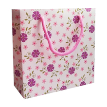 apparel packaging paper bag