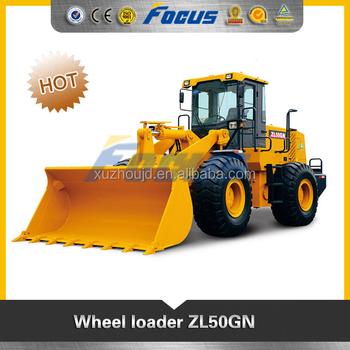 ZL50GN RC Wheel LoaderRC Construction Equipment