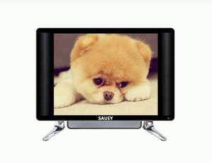 quality assured cheapest 15 17 19 inch LCD/LED TV in Guangzhou SAUEY factory