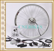 24V 250W 36V 500W ebike conversion kit / electric bicycle kit / electric bike hub motor